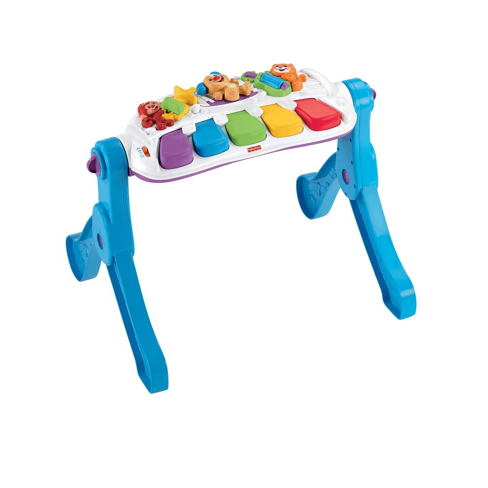 Fisher-Price Laugh & Learn - Learn & Move Music Station