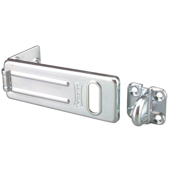 Master Lock General Use Steel Hasp