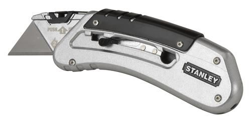 Retractable Utility Knife Quickslide