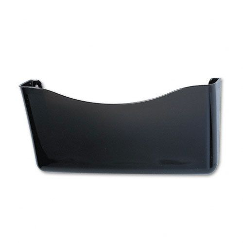 Rubbermaid Unbreakable Single Pocket Wall File, Letter, Smoke $ 10.33