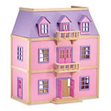 Dollhouses & Playsets