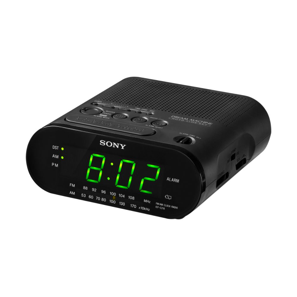 Clock Radios & Alarm Clocks