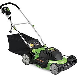 Steele Corded Lawn Mower