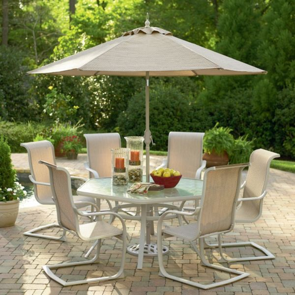 Garden Oasis Clayton 7-piece Patio Dining Set