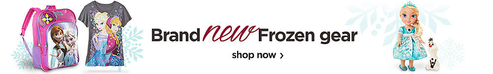 Shop&#x20&#x3b;Brand&#x20&#x3b;New&#x20&#x3b;Frozen&#x20&#x3b;gear&#x21&#x3b;