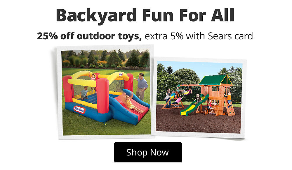 Backyard&#x20&#x3b;Fun&#x20&#x3b;For&#x20&#x3b;All
