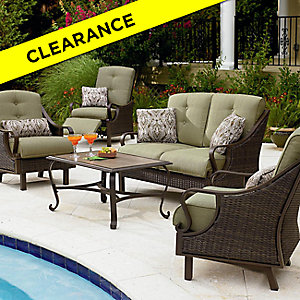 Up to 60% off patio clearance