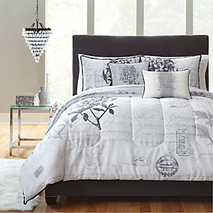 $69.99 any size Colormate 5 pc. comforter sets