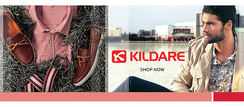 Kildare shoes at Sears