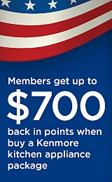 Members get up to $700 back in points