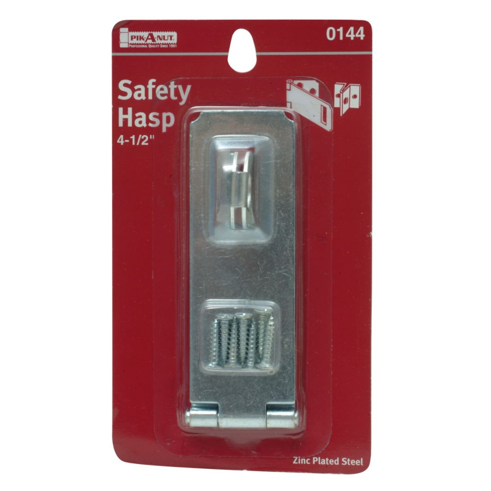 Safety Hasp 4 1/2in