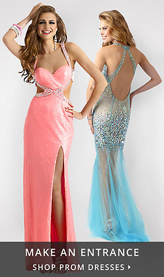 Prom Dresses, Prom Shoes and Prom Handbags