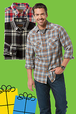 Northwest Territory Flannel Shirts