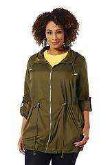 Plus Size Jackets