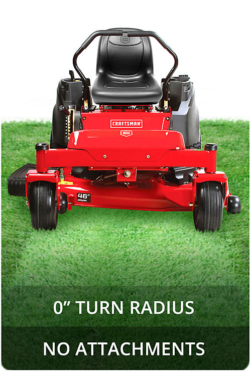 Sears Zero Turn Mowers