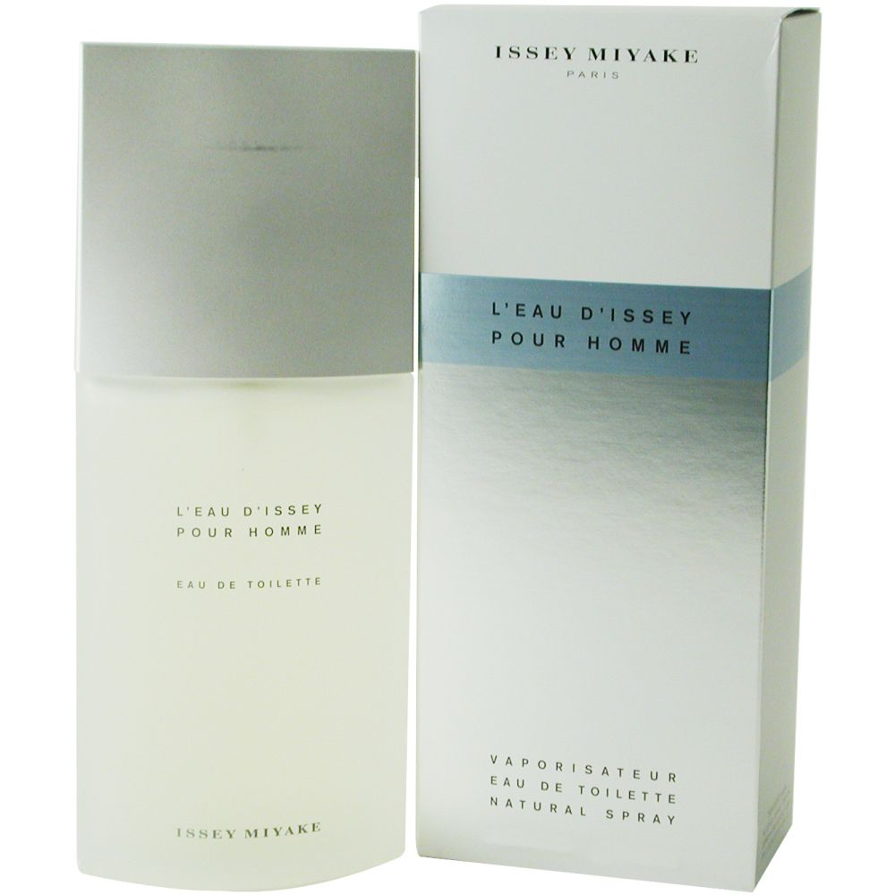 L'Eau D'Issey L'EAU D'ISSEY by Issey Miyake EDT Spray 2.5 Oz for Men