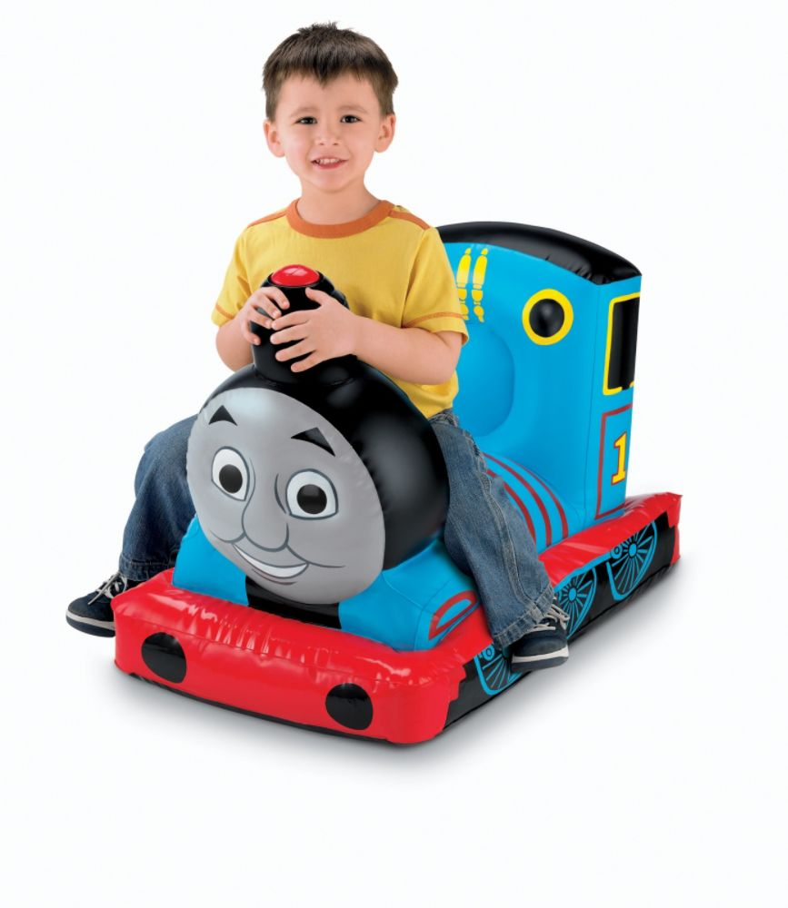 Fisher-Price Thomas & Friends - Bounce & Ride Musical Thomas
