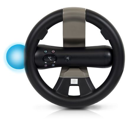 CTA PS3 Move Racing Wheel