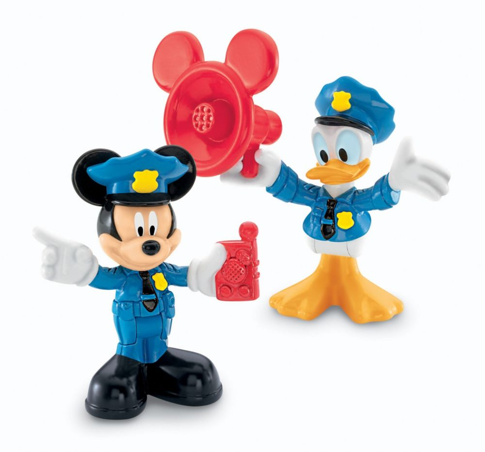 Mickey Mouse Clubhouse DTR MMCH FIGURE PACK - RESCUE MICKEY & DONALD