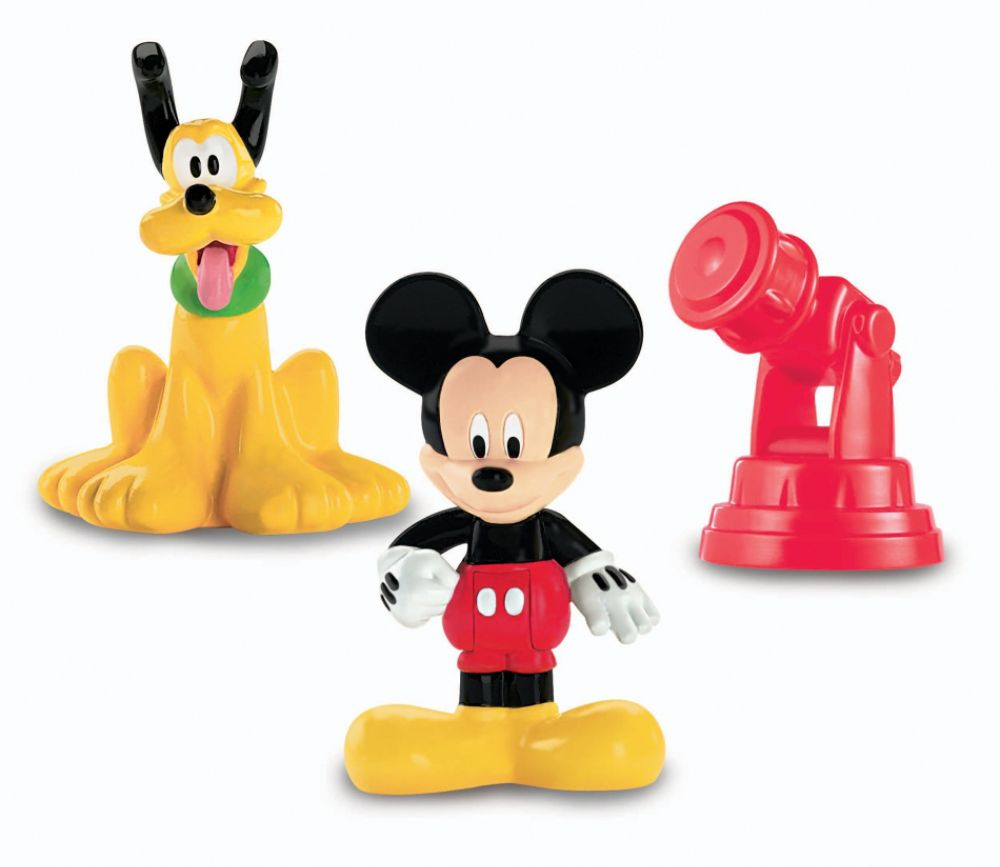 Mickey Mouse Clubhouse DTR MMCH FIGURE PACK - CLASSIC MICKEY & PLUTO