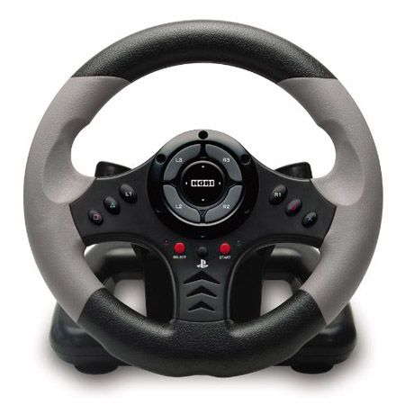 Hori PS3 Racing Wheel 3