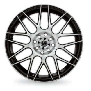 SSC Performance  Style 40 15X6.5 (5-4.25/4.50) Black