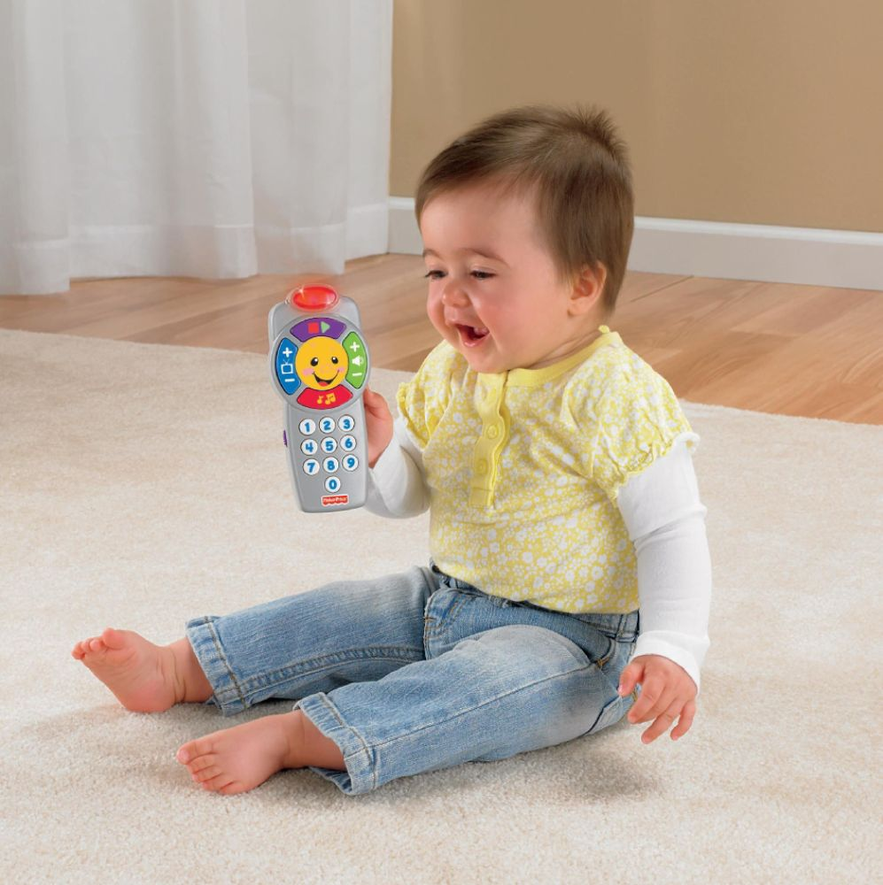 Fisher-Price LAUGH N LEARN CLICK N LEARN REMOTE