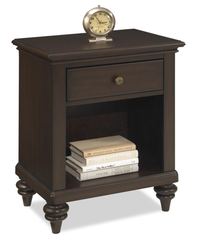 Home Styles Bermuda Night Stand Brown
