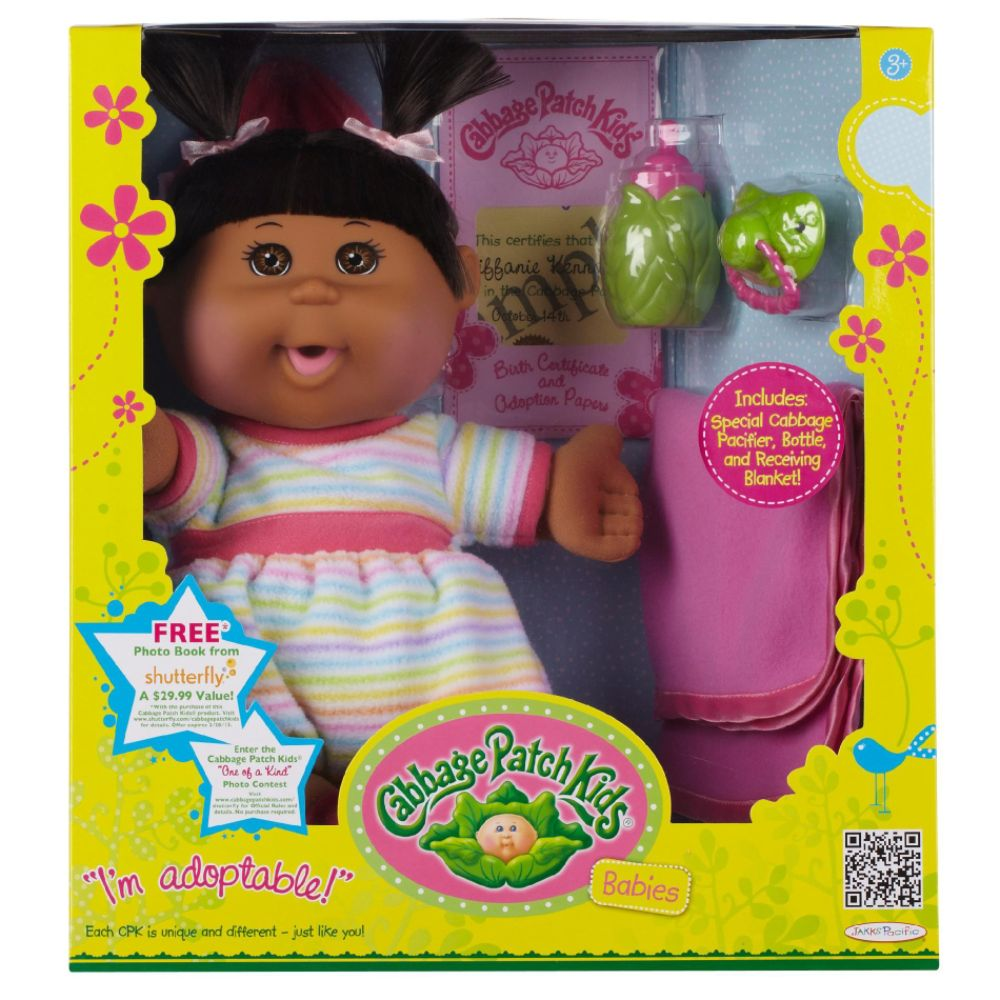 Cabbage Patch CABBAGE PATCH BABIES AA