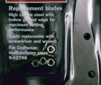 CLOSEOUT! Professional Use Replacement Blade Set