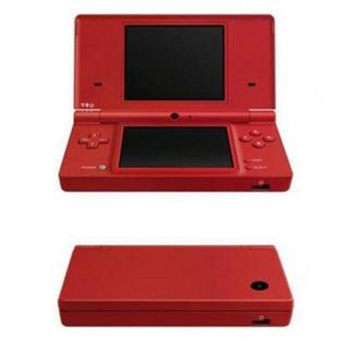 Nintendo DSi Matte Red Portable Gaming Console