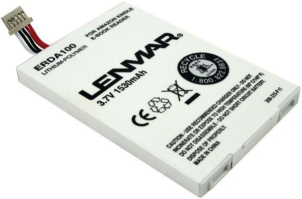 Lenmar Amazon Kindle Replacement Battery