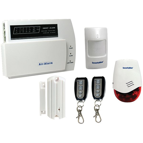 Wireless diy home alarm systems crafting outstanding low cost diy home security systems solutioingenieria Image collections