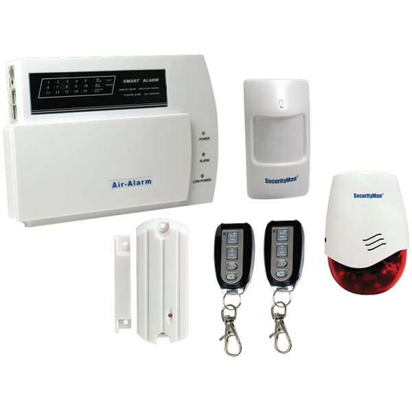 Captivating Diy Wireless Home Alarm System Kit