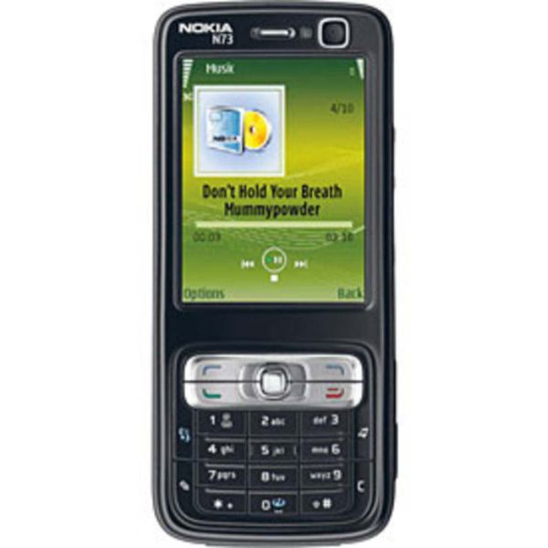 Nokia N73 Black QUAD-BAND Unlocked GSM Cellular Phone at Sears.com