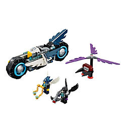 LEGO  Legends of Chima™ Eglor's Twin Bike