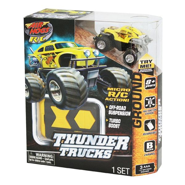 Air Hogs Baja Buggy Yellow