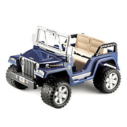 Power Wheels Rubicon Jeep