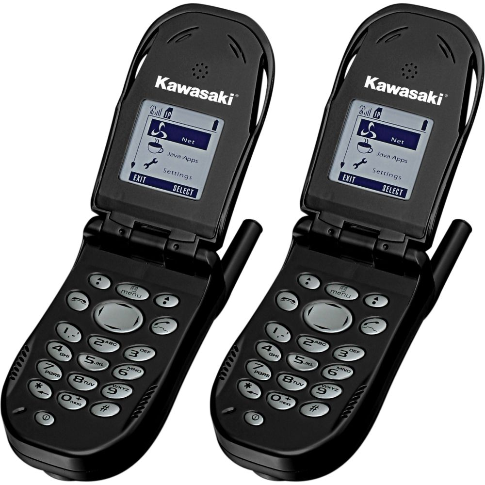 KAWASAKI Walkie Talkie Slide Up