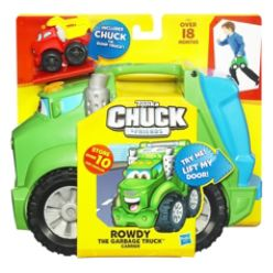 Chuck & Friends™ Rowdy The Garbage Truck™ Carrier                                                                    at mygofer.com
