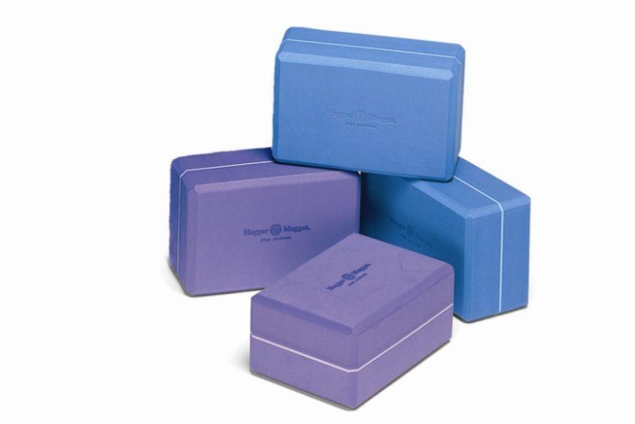 """Hugger Mugger 3"""" Foam Block Purple"""