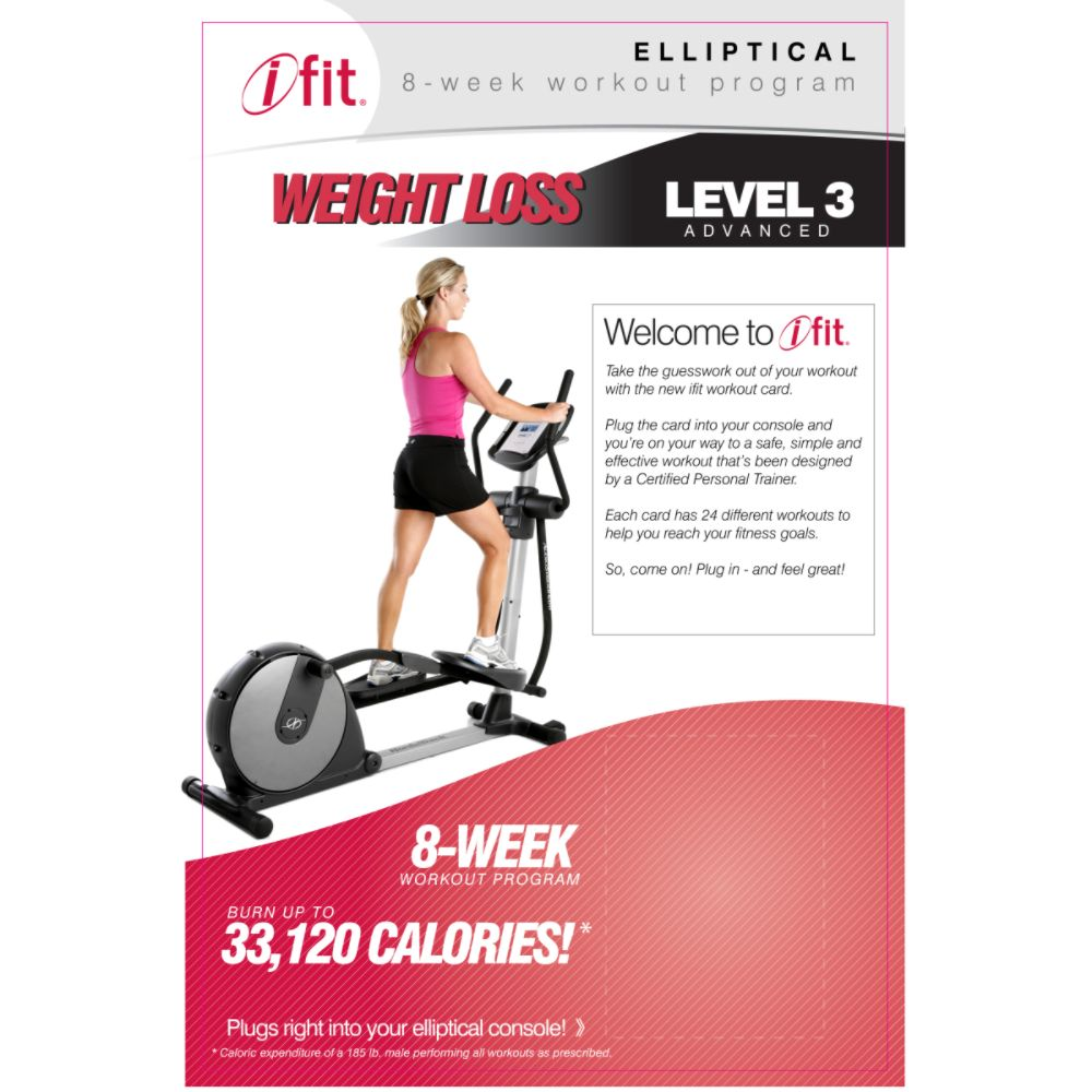 weight loss success elliptical