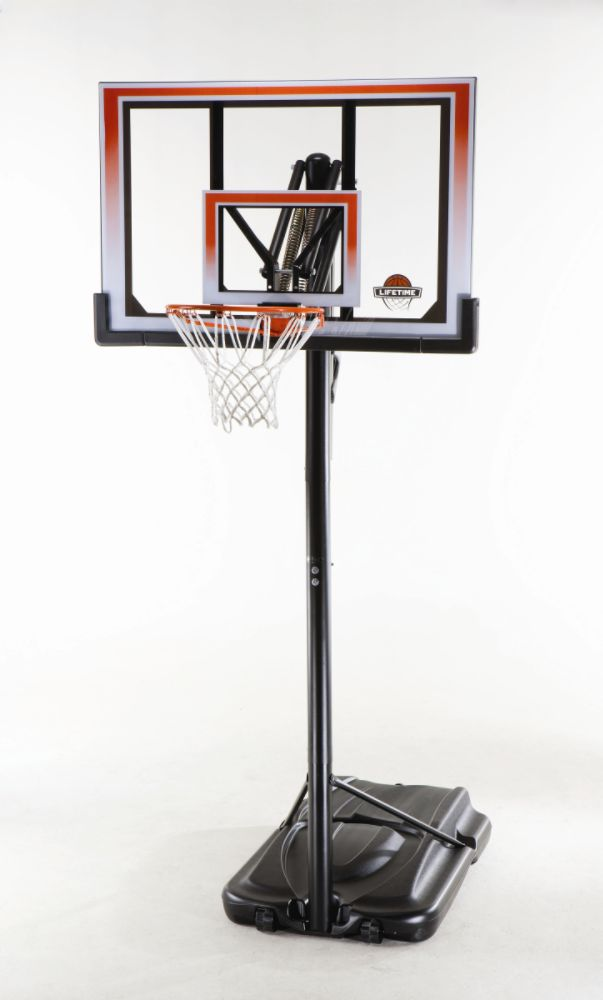 XL Base Portable Basketball System