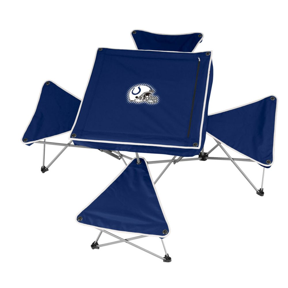 Table w/4 Stools-Colts $ 149.99