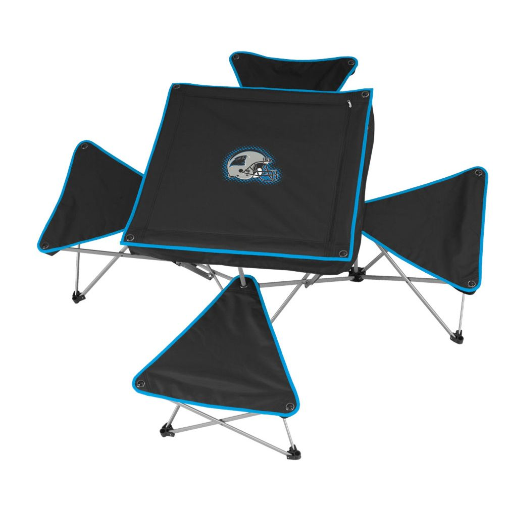 Table w/4 Stools-Panthers $ 149.99