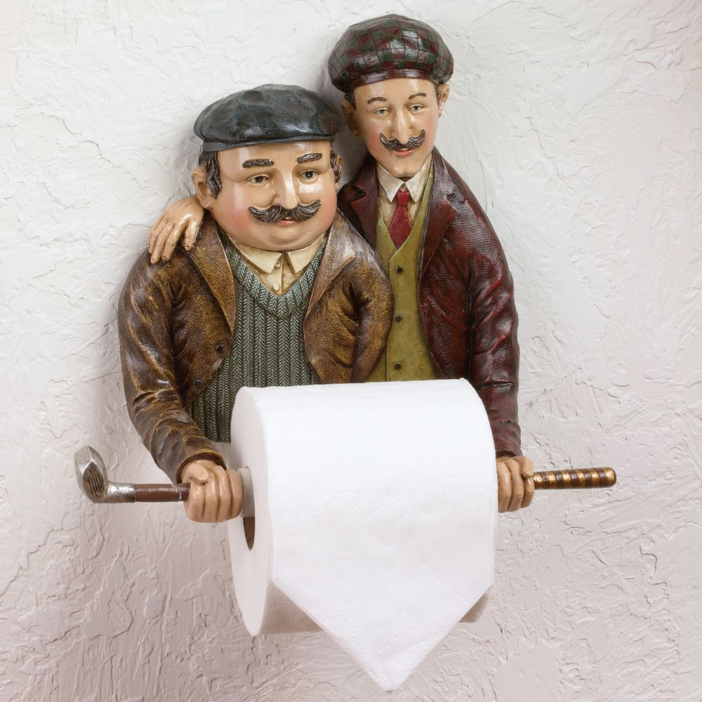 Clubhouse Collection TOILET PAPER HOLDER