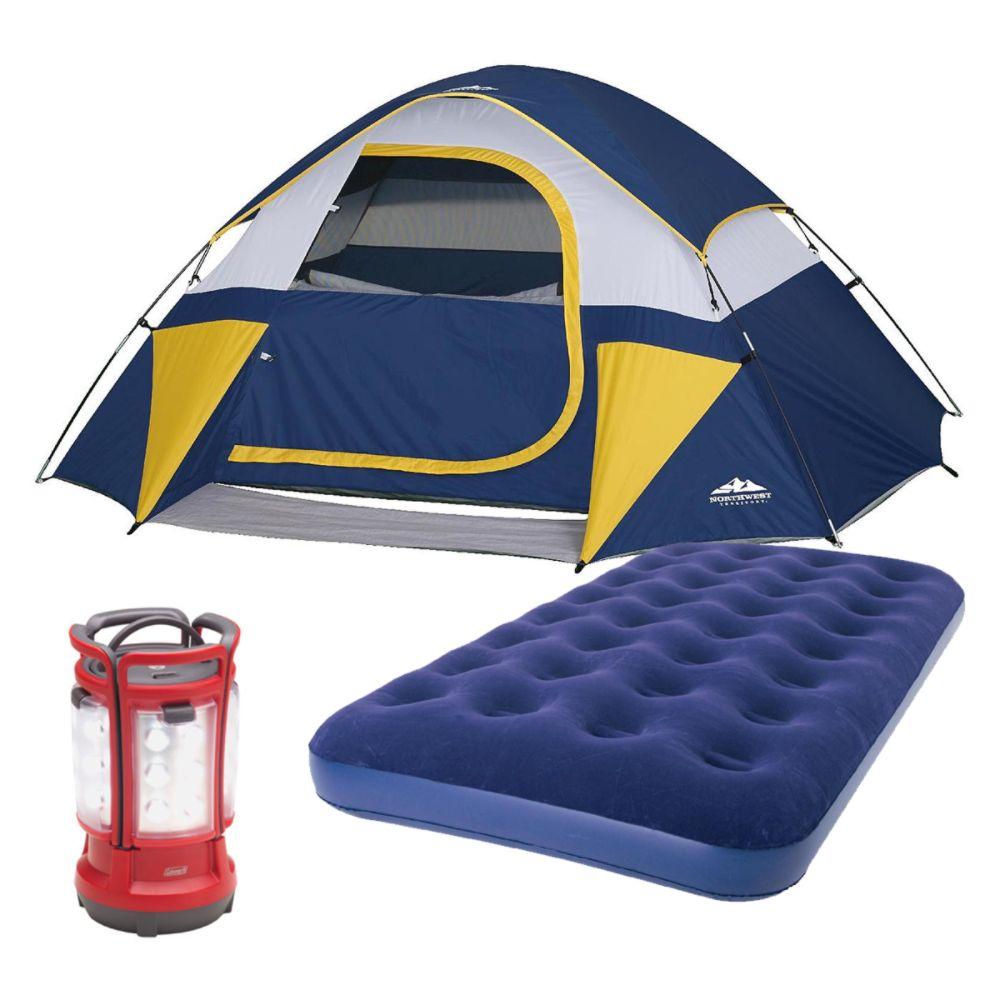 Campamento/caminata