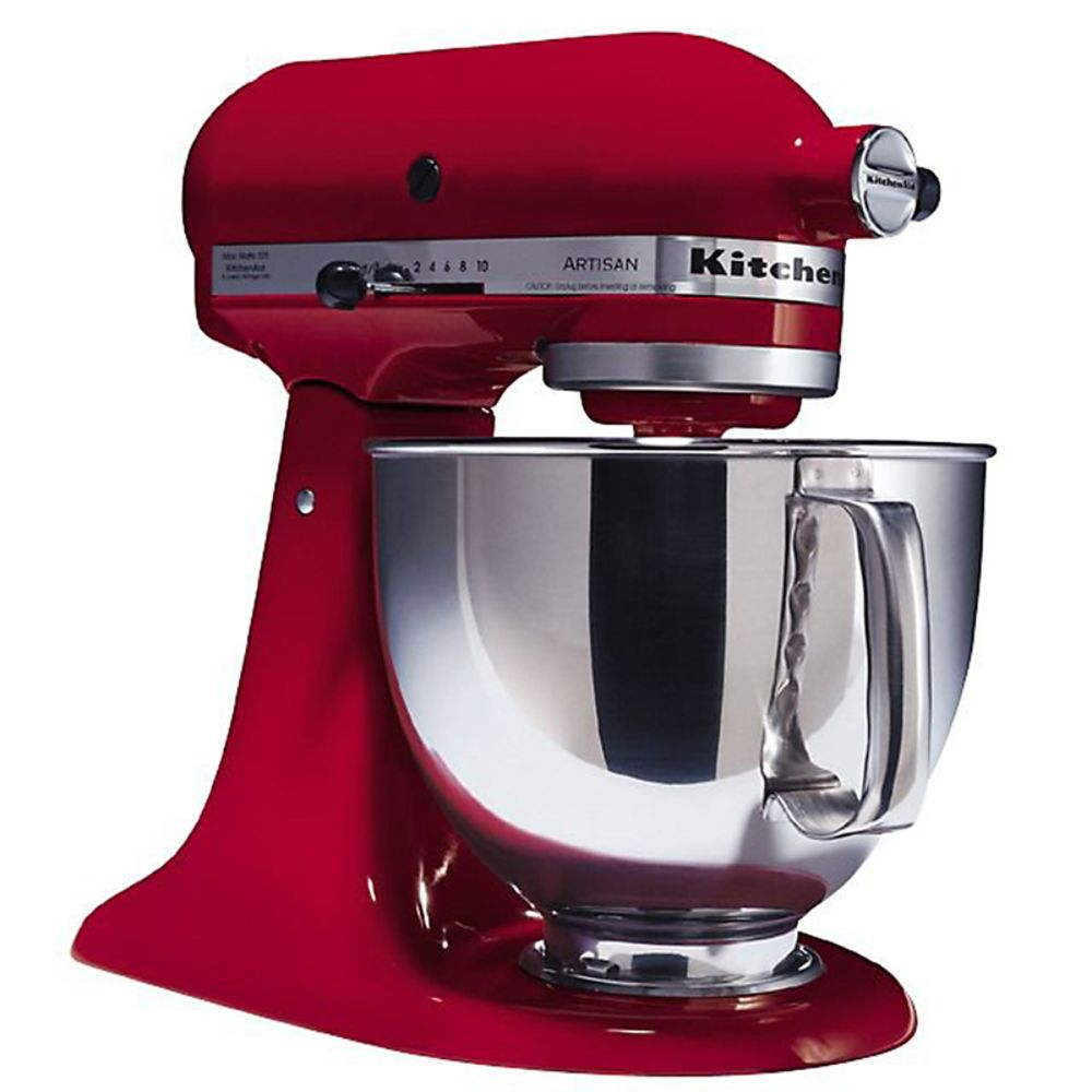 KitchenAid Artisan Series 5 qt. Stand Mixer - Empire Red Reviews