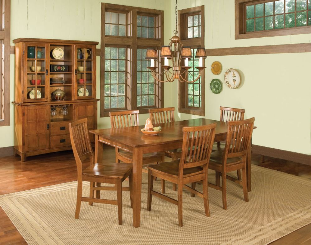 Wooden Dining Room Furniture on Oak Round Table Sets In Dining Room Furniture     Compare Prices