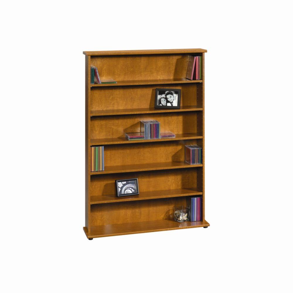 sauder graham hill multimedia storage towersauder 408969. Black Bedroom Furniture Sets. Home Design Ideas